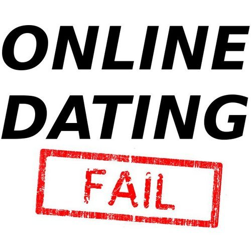 why online dating fails Her beautiful face on the avatar she sends you a big kissing face seems to be true love is it possible online dating often fails and this is why.