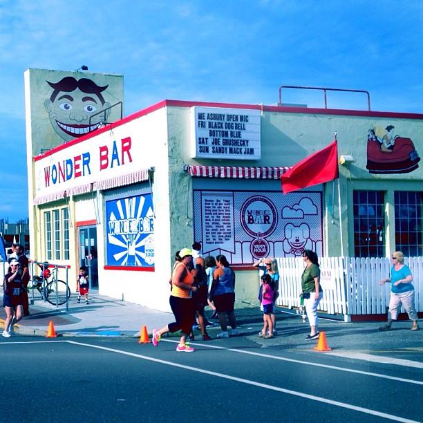 Asbury Park 5k Wonder Bar