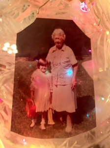 Great Grandma Mary & I She lived to be 97 and passed in 1993.